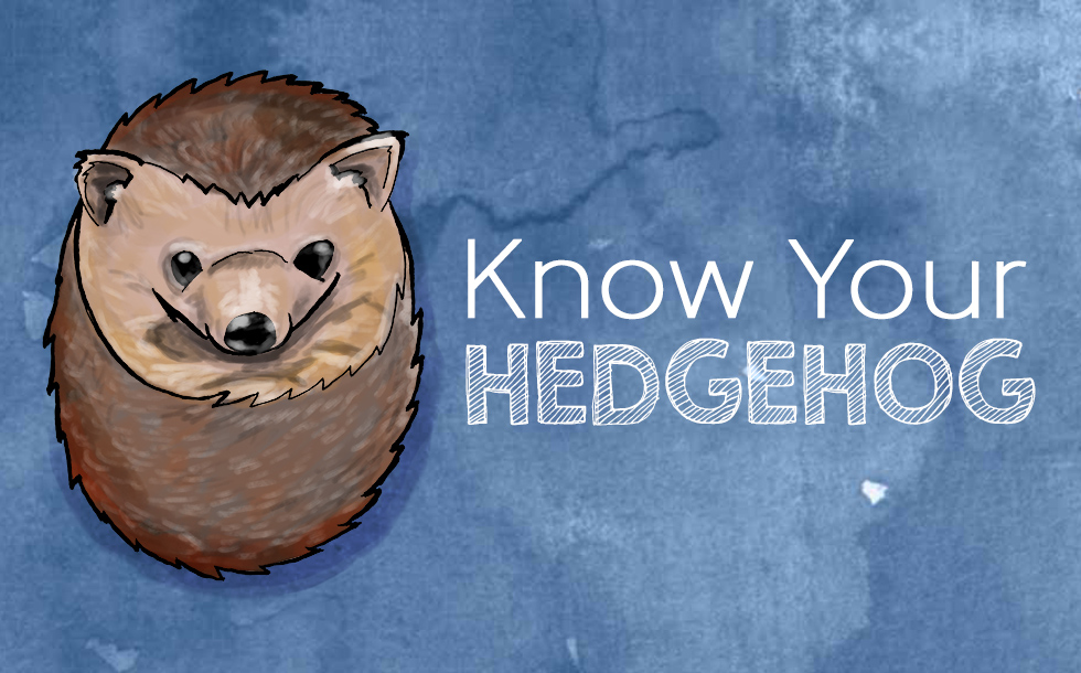 Know Your Hedgehog
