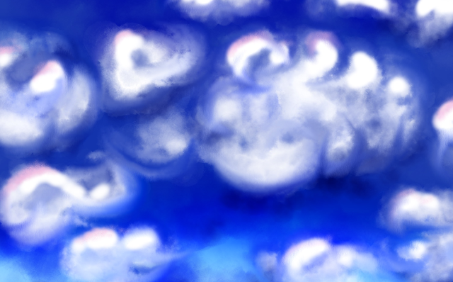 Clouds by Brian