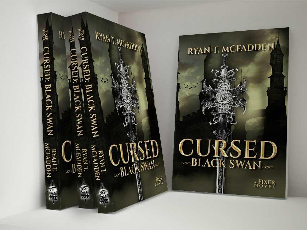 Cursed: Black Swan - A Fixer Novel