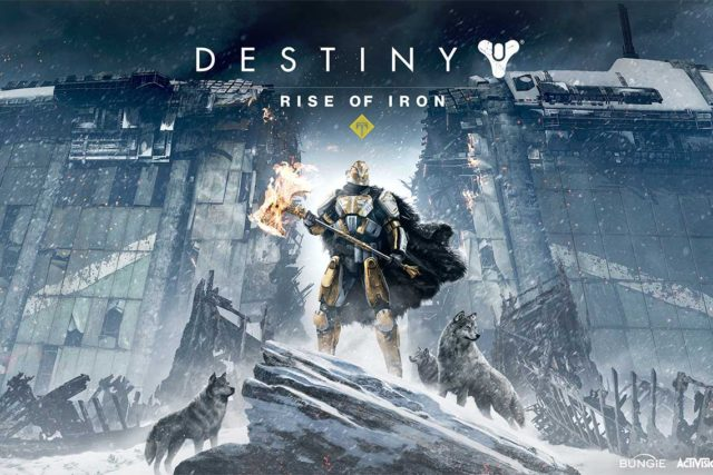 Destiny the Rise of Iron
