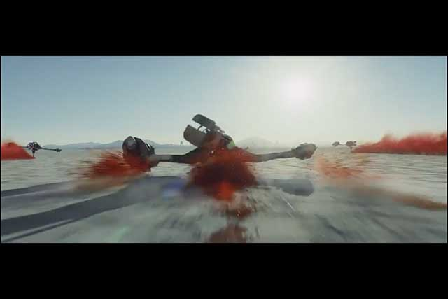 The Last Jedi - Crait
