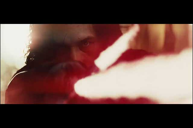 The Last Jedi - Kylo Ren