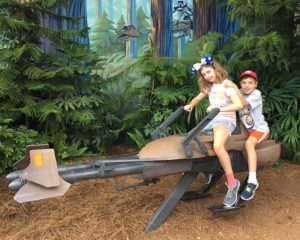 Speeder Bike in Hollywood Studios